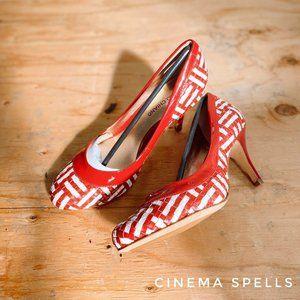 Shoes - RARE & NIB ASO Blair Waldorf Gossip Girl Pumps - 8
